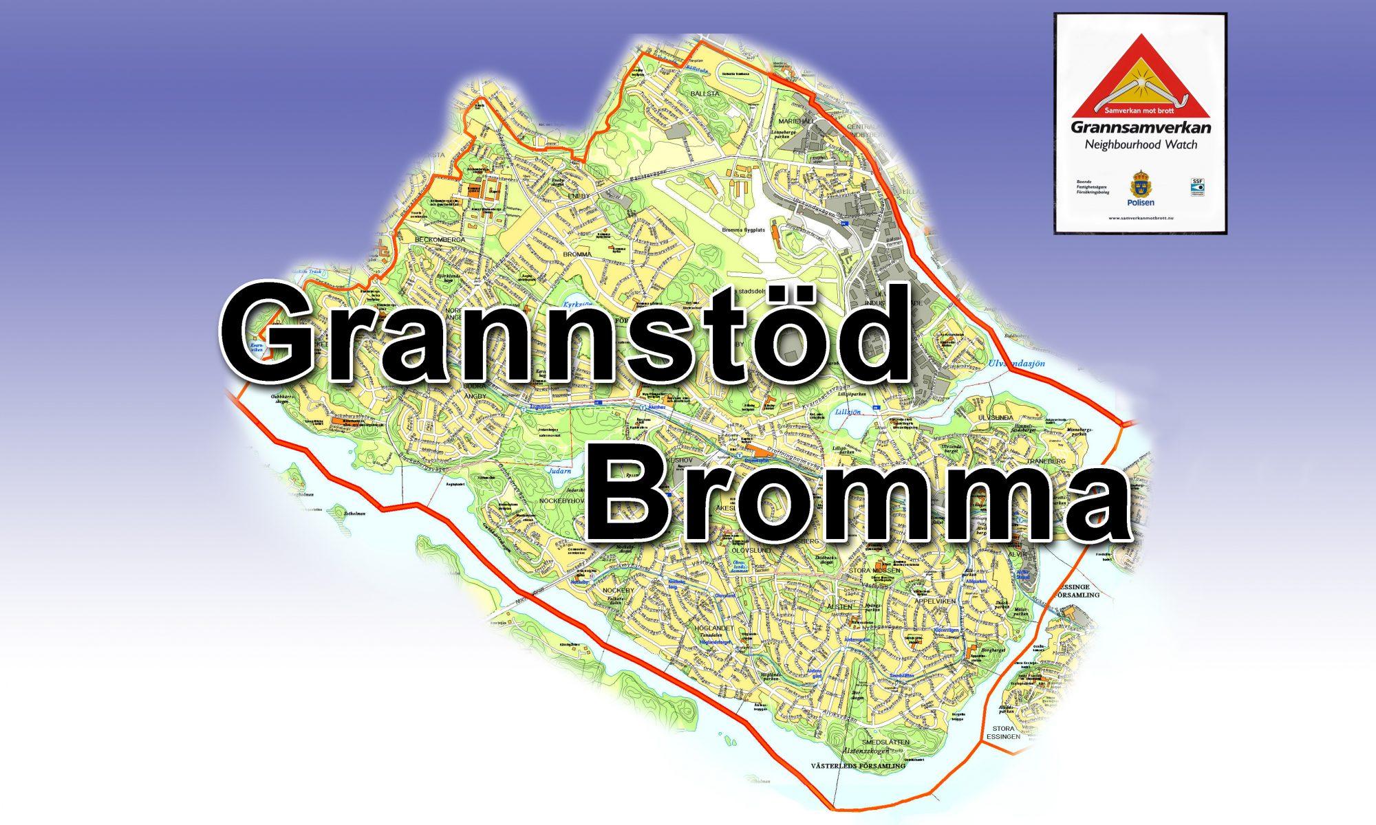 Grannstöd Bromma